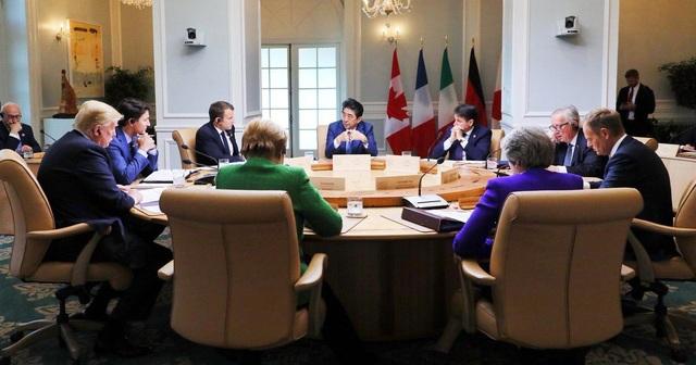 """Ông Trump tung """"lựu đạn ngoại giao"""" đầu tiên trước thềm thượng đỉnh G7 - 2"""