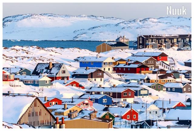 Greenland, hòn đảo Tổng thống Trump đòi mua đẹp đến thế nào? - 4