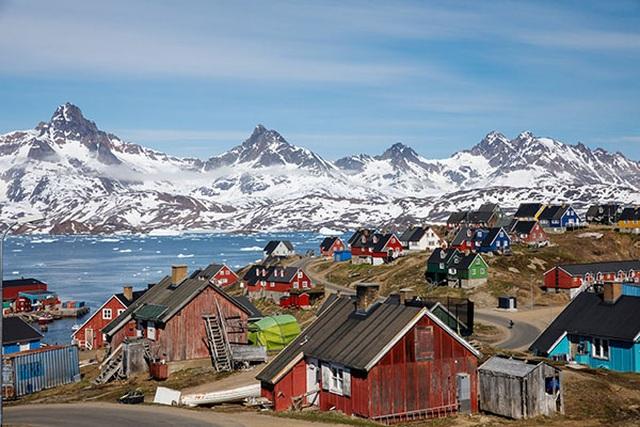 Greenland, hòn đảo Tổng thống Trump đòi mua đẹp đến thế nào? - 1