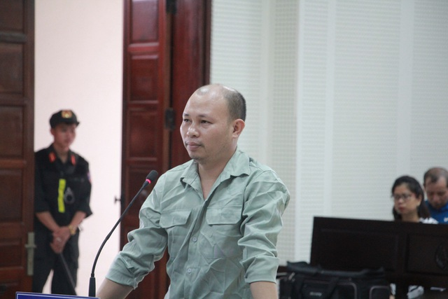 """Phúc thẩm """"kỳ án"""" cướp đò trên sông Ka Long và kỷ lục hầu toà của bị cáo  - 3"""