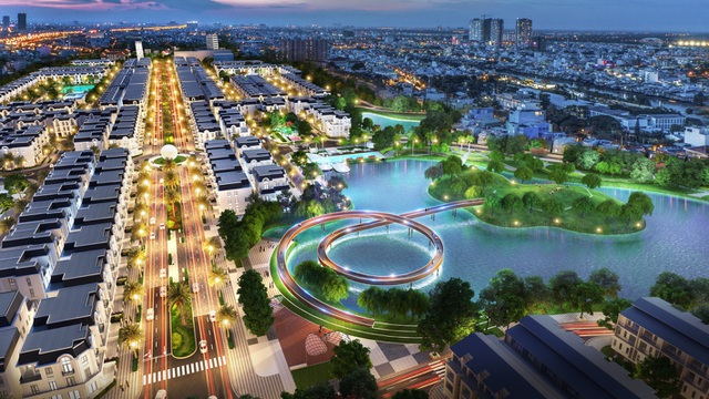 Khu đô thị thông minh, điểm sáng trong bức tranh đô thị Thái Nguyên - 2