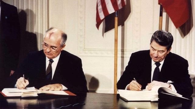 Trung Quốc là mục tiêu khiến Mỹ rút khỏi thỏa thuận hạt nhân với Nga - 1