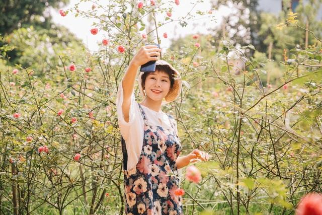 Nữ giám đốc đam mê hoa hồng, sở hữu trang trại hoa hồng đẹp như cổ tích hơn 30.000m2 - 4