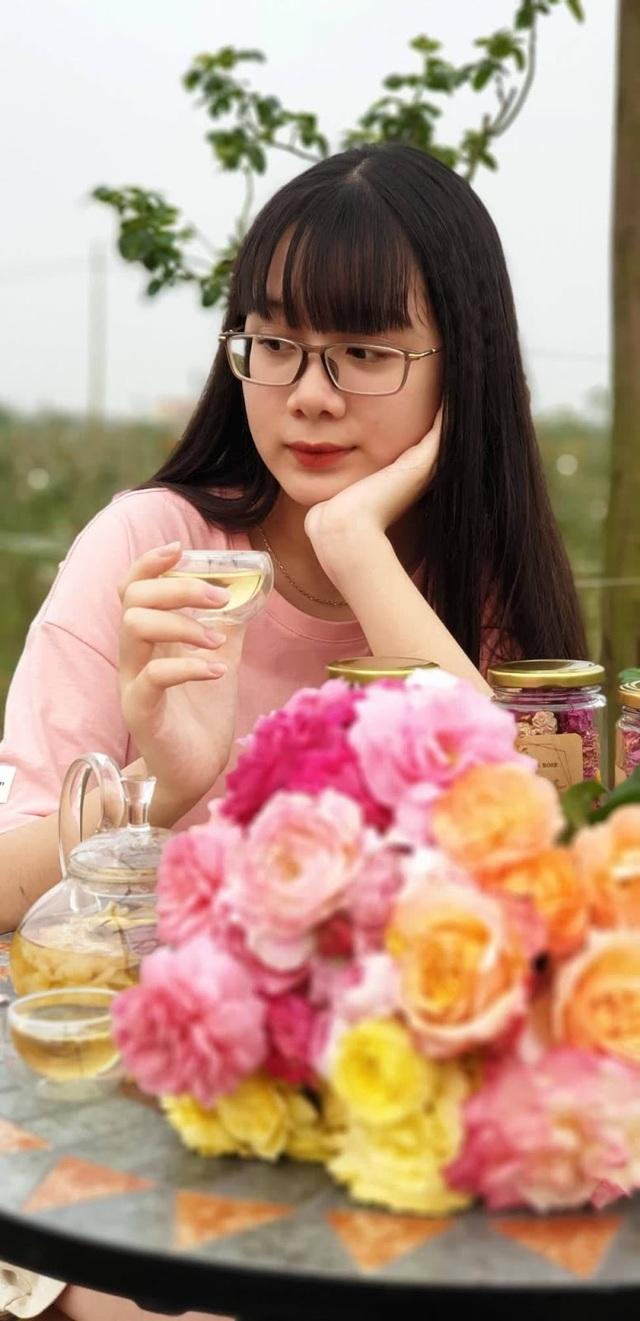 Nữ giám đốc đam mê hoa hồng, sở hữu trang trại hoa hồng đẹp như cổ tích hơn 30.000m2 - 15