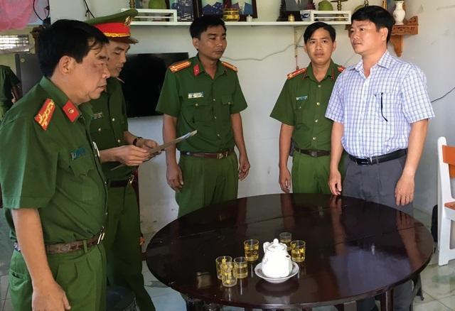 Bắt tạm giam nguyên Chủ tịch và Phó Chủ tịch UBND thành phố Trà Vinh - 2