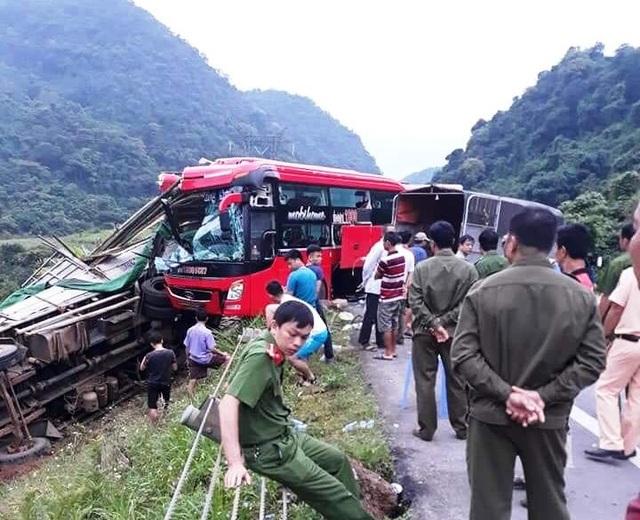 Danh tính nạn nhân 2 vụ tai nạn khiến 3 người chết, 49 người nhập viện - 4