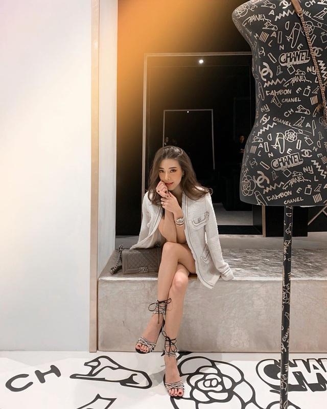 Tiểu thư con nhà giàu Thái Lan xinh như tiên, sở hữu cả một công ty thời trang - 12