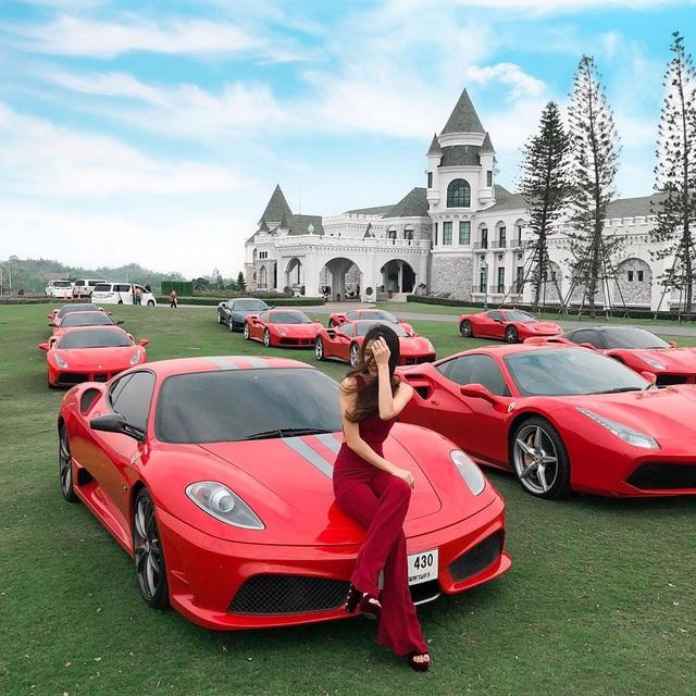 Tiểu thư con nhà giàu Thái Lan xinh như tiên, sở hữu cả một công ty thời trang - 5