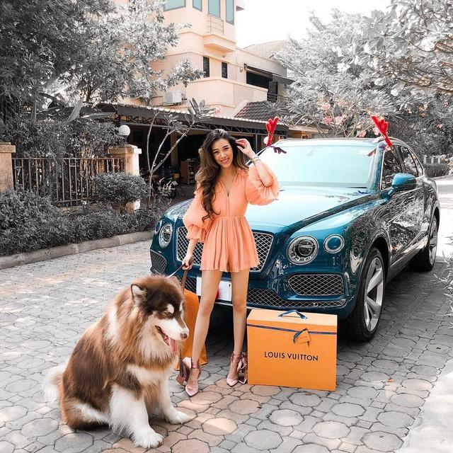 Tiểu thư con nhà giàu Thái Lan xinh như tiên, sở hữu cả một công ty thời trang - 6
