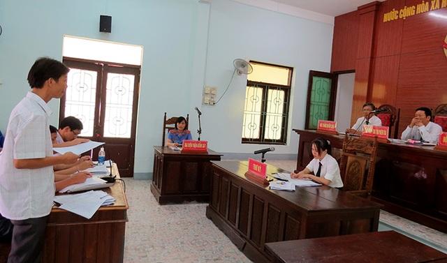 """Quảng Bình:Huỷ quyết định """"buộc thôi việc"""" cho một viên chức bị kỷ luật vì đánh bạc - 2"""