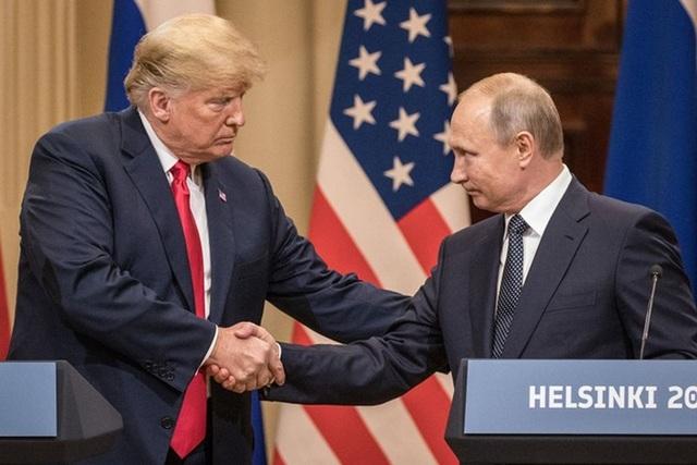 Tổng thống Trump đề xuất đưa Nga trở lại G7 - 1