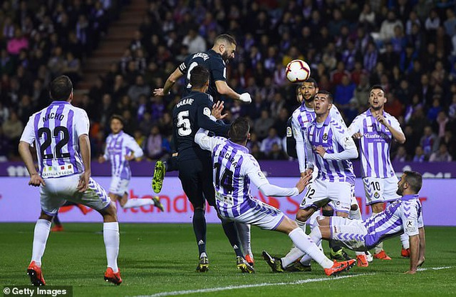 Real Madrid tiếp tục thị uy sức mạnh dưới thời HLV Zidane? - 2