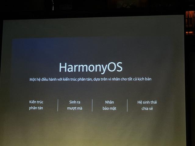 Hệ điều hành mới Harmony OS và EMUI 10 được Huawei giới thiệu tại Việt Nam - 4