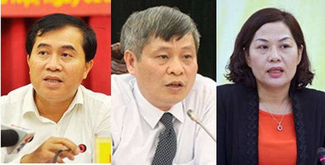 Thủ tướng bổ nhiệm 2 Thứ trưởng, 1 Phó Thống đốc Ngân hàng Nhà nước - 1