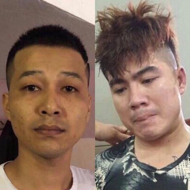 Hà Nội: Hai thanh niên đi xe phân khối lớn dùng dao đe doạ, cướp giật tài sản - 1