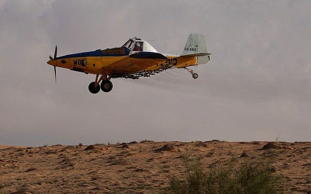 Quân nhân Israel nổ súng vào máy bay dân sự vì nhầm là máy bay Syria - 1