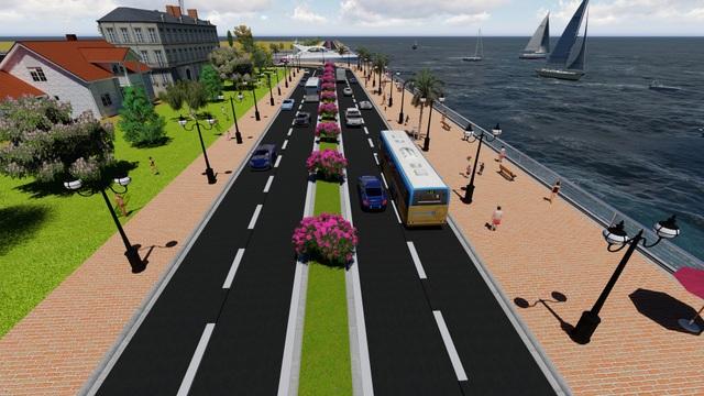 Quảng Ninh khởi công đường bao biển hơn 1.300 tỷ đồng - 2