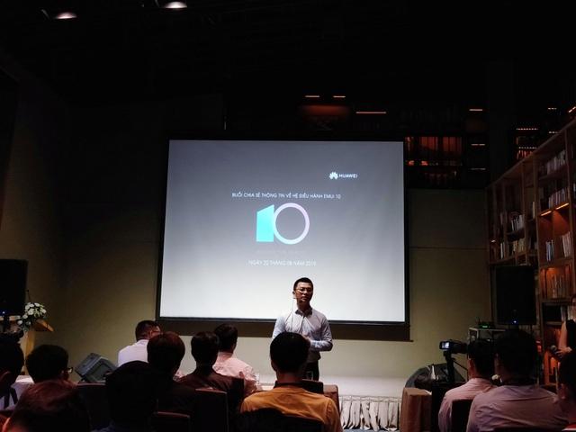 Hệ điều hành mới Harmony OS và EMUI 10 được Huawei giới thiệu tại Việt Nam - 1