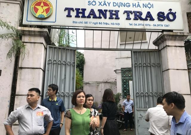"""Cư dân Đại Thanh đòi truy trách nhiệm cán bộ Hà Nội """"tiếp tay"""" sai phạm - 1"""