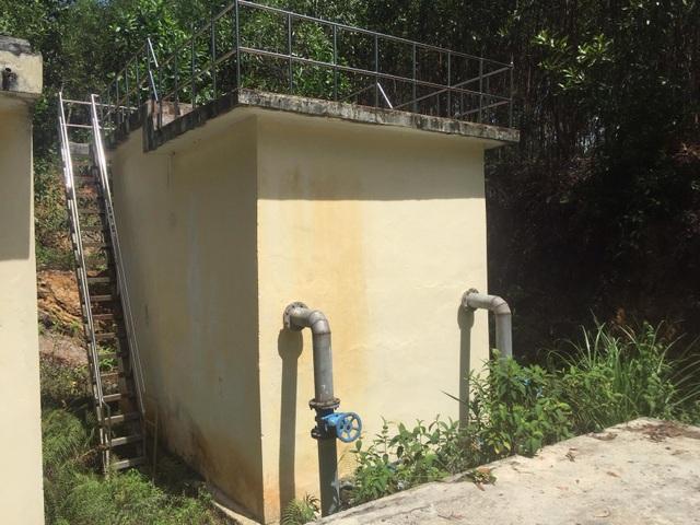 Công trình nước sạch hơn 6 tỷ đồng bỏ hoang: Do hạn hán, thiếu kinh phí - 2