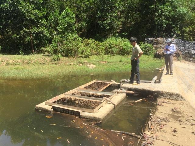 Công trình nước sạch hơn 6 tỷ đồng bỏ hoang: Do hạn hán, thiếu kinh phí - 3