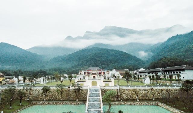 """Không gian văn hóa Trần """"tái hiện"""" dưới chân núi Yên Tử - 1"""