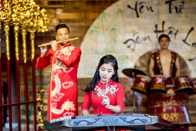 """Không gian văn hóa Trần """"tái hiện"""" dưới chân núi Yên Tử - 9"""