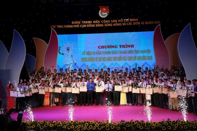 Hà Nội: 129 thanh niên ưu tú dự Liên hoan Bí thư chi đoàn tiên tiến làm theo lời Bác - 1