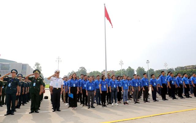 Hà Nội: 129 thanh niên ưu tú dự Liên hoan Bí thư chi đoàn tiên tiến làm theo lời Bác - 2