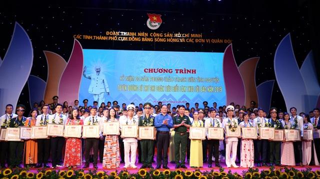 Hà Nội: 129 thanh niên ưu tú dự Liên hoan Bí thư chi đoàn tiên tiến làm theo lời Bác - 9