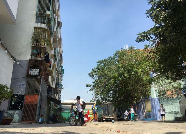 Đề nghị phá dỡ khẩn cấp chung cư nghiêng nguy hiểm ở trung tâm Sài Gòn - 1