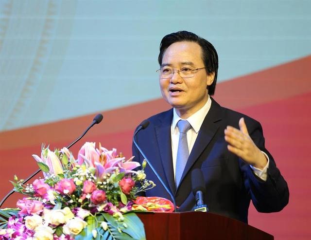 """Bộ trưởng Phùng Xuân Nhạ: """"Giáo dục nghệ thuật phải là nhiệm vụ suốt đời"""" - 1"""