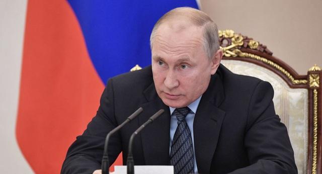 Ông Putin tố Mỹ có toan tính sau vụ thử tên lửa - 1