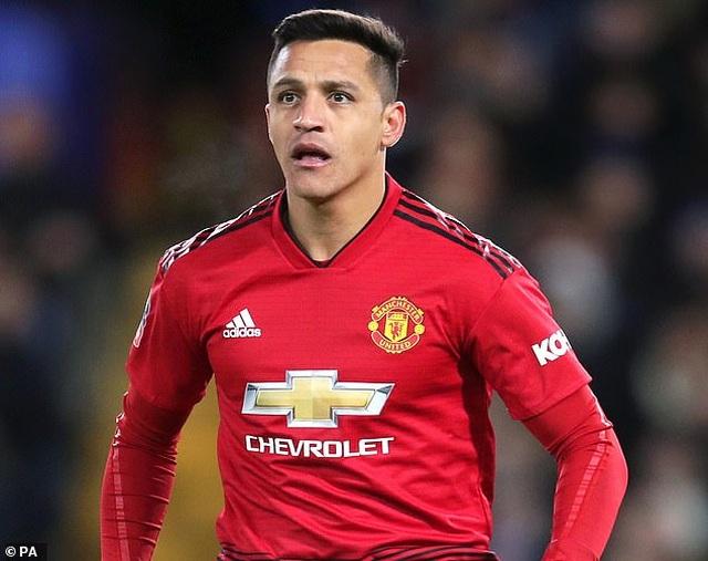 Nhật ký chuyển nhượng ngày 22/8:  Man Utd vẫn lo mất 36 triệu bảng vì Alexis Sanchez - 1
