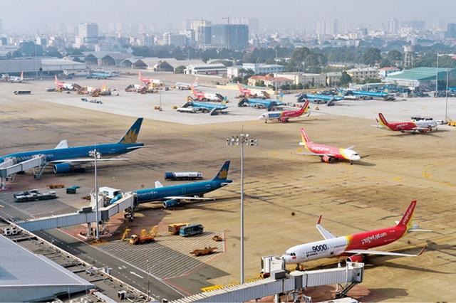 Vì sao diện tích sân bay Tân Sơn Nhất hiện chỉ bằng 1/4 so với năm 1975? - 2