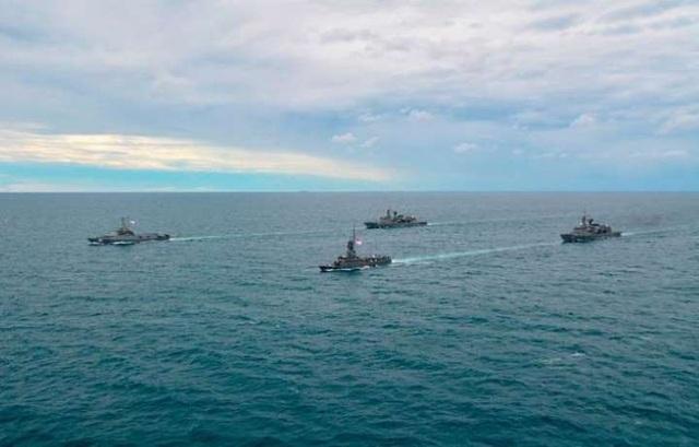Việt Nam xác nhận tham gia diễn tập hàng hải ASEAN - Mỹ vào tháng 9 - 2