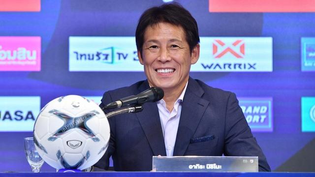 HLV Thái Lan đưa ra yêu cầu đặc biệt trước trận gặp tuyển Việt Nam
