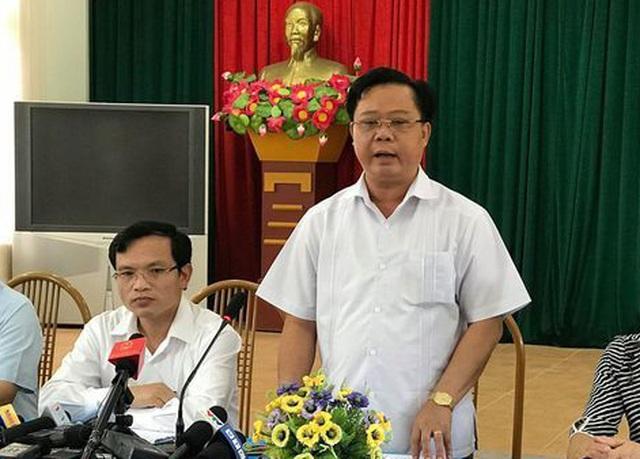 Thủ tướng kỷ luật cảnh cáo Phó Chủ tịch tỉnh Sơn La vụ gian lận điểm thi - 1