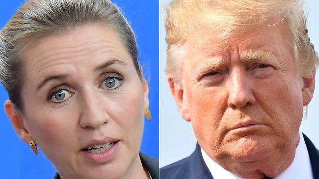 """Đan Mạch """"sốc"""" sau khi ông Trump bất ngờ hủy chuyến thăm vì bị khước từ mua Greenland - 1"""