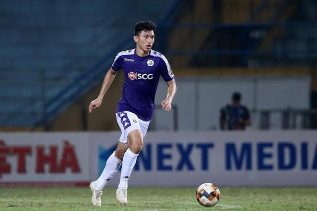 Văn Hậu, Trọng Hoàng được gọi lên đội tuyển Việt Nam:  Lo nhiều hơn vui - 2
