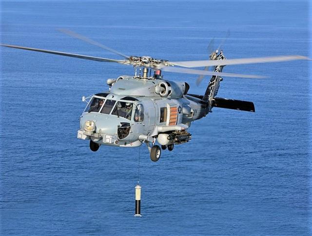 """""""Soi"""" sát thủ toàn năng Sikorsky MH-60R """"Diều hâu biển"""" - 1"""