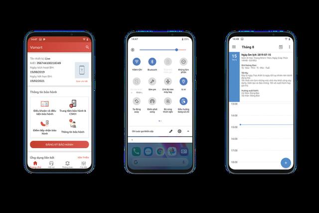 VOS 2.0 trên Vsmart Live: Hệ điều hành Việt được tùy biến sâu - 6