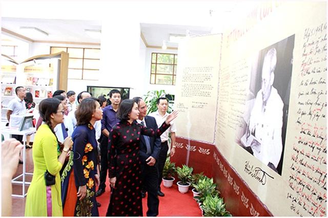 Nhiều hoạt động kỷ niệm 50 năm thực hiện Di chúc của Chủ tịch Hồ Chí Minh - 3
