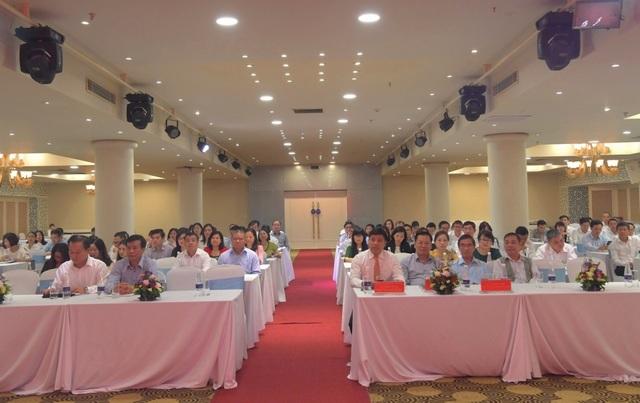 Vietcombank tổ chức hội nghị tập huấn nghiệp vụ công tác Đảng năm 2019 - 2