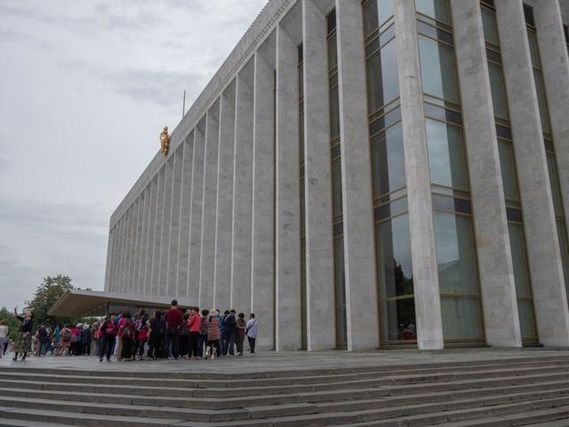 """Điện Kremlin - """"trái tim của thủ đô Moscow""""  - 7"""