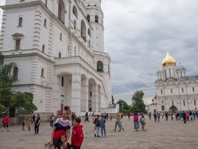 """Điện Kremlin - """"trái tim của thủ đô Moscow""""  - 8"""