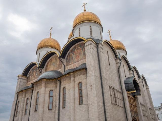 """Điện Kremlin - """"trái tim của thủ đô Moscow""""  - 10"""
