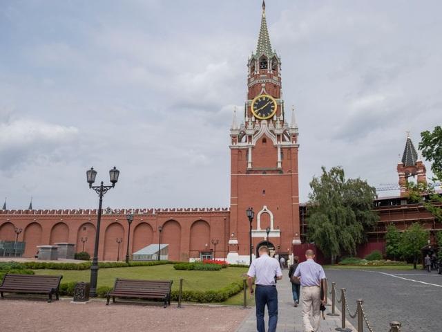 """Điện Kremlin - """"trái tim của thủ đô Moscow""""  - 16"""