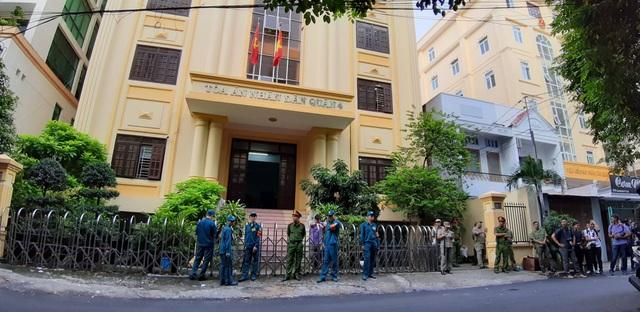 Bị cáo Nguyễn Hữu Linh lĩnh 18 tháng tù - 9