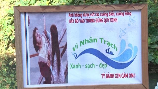 Chuyện người vác tù và hàng tổng, dọn rác làm sạch môi trường làng biển - 2